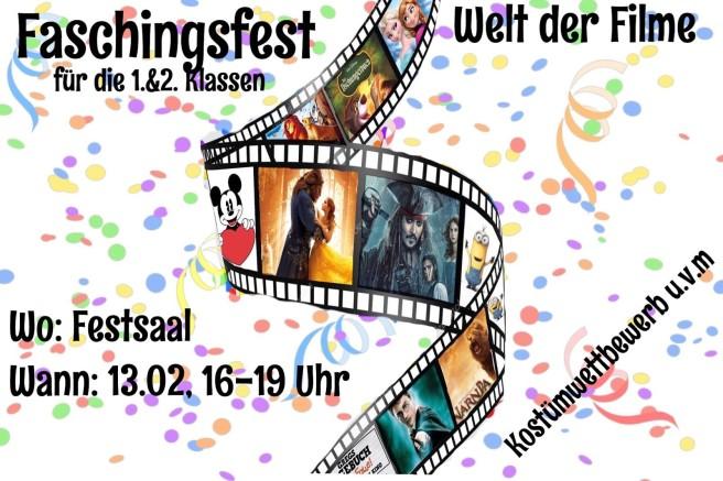 Faschingsfest 2018